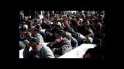 کویته:تحصن هزاره ها در علمدار روددرپی حمله بالای بس زائرین.
