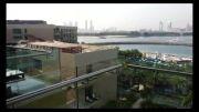 اتاق های رو به دریای ریکسوس دپالم دبی در جزیره نخل