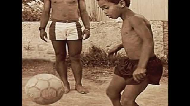 La vida de Ronaldinho