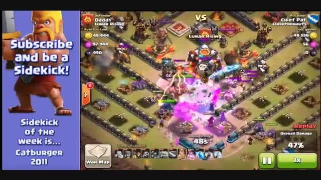 attack war town hall 10 full