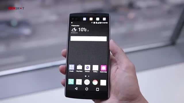 نقد و بررسی گوشی هوشمند LG V10 به زبان فارسی