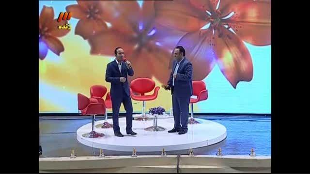 استند آپ کمدی حسن ریوندی به همراه مرتضی حسینی در شبکه 3