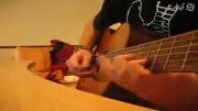 آهنگ فیلم دزدان دریای کاراییب با گیتار