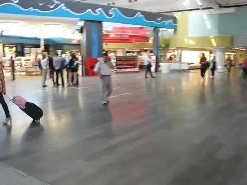 بلیط لحظه آخری - فرودگاه آتا تورک ترکیه