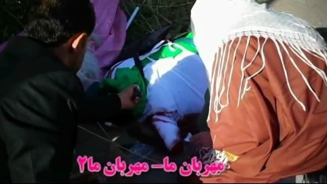 شبیه خوانی میدان جمهوری اسلامی مهربان94-4
