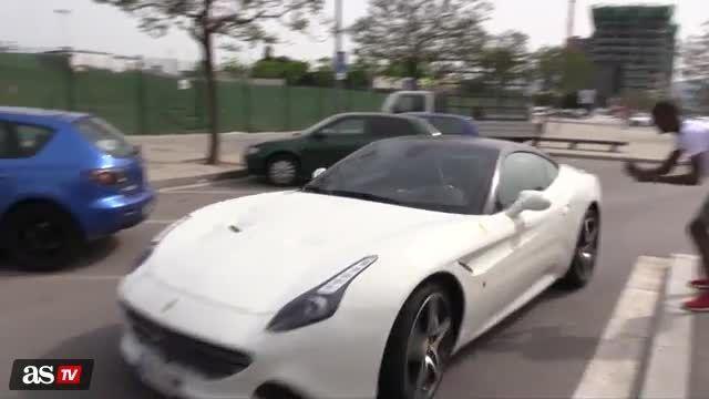 فراری , جدیدترین خودروی نیمار