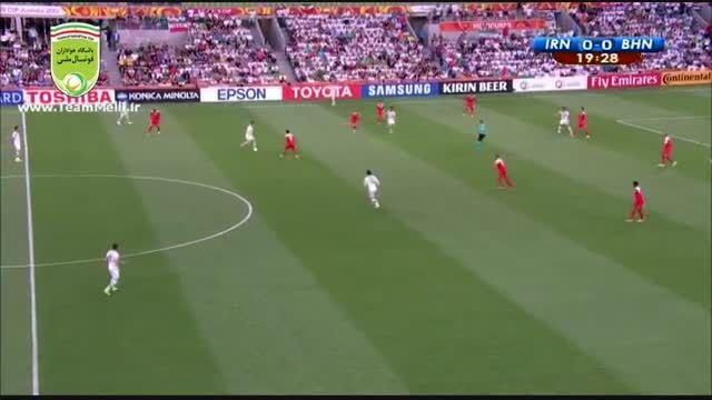 ایران 2 - 0 بحرین (جام ملت های آسیا 2015)