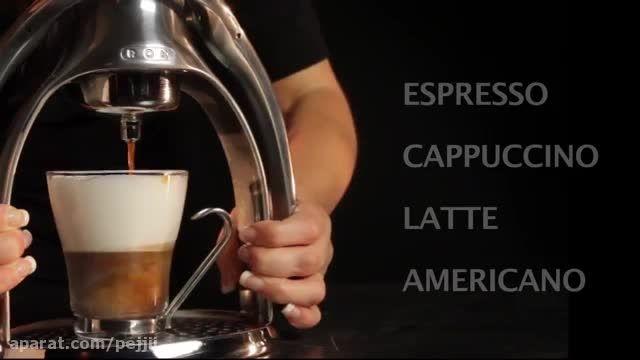 چگونه میتوان با اسپرسو ساز ROK قهوه نوشید؟
