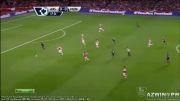 آرسنال 0 - 0 منچستر یونایتد / هفته 26 لیگ برتر