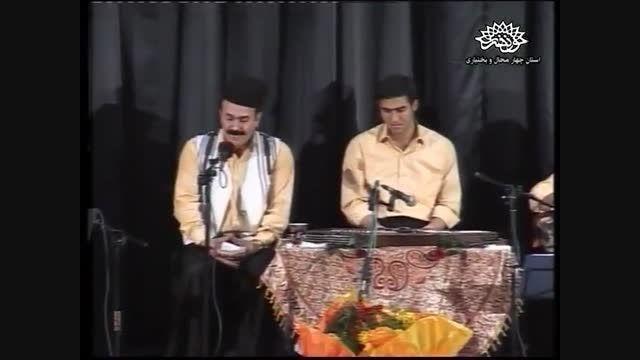 شاهنامه خوانی کوروش اسدپور