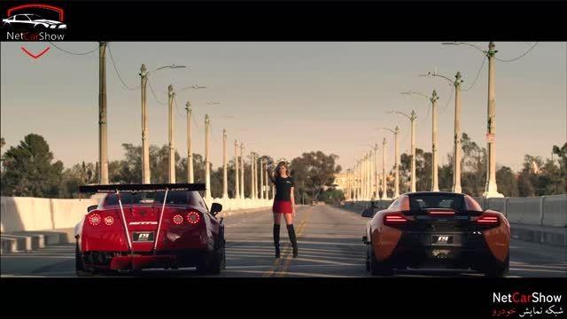 نبرد در خیابان لس آنجلس - مرحله نیمه نهایی(HD)