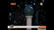 لادن مستوفی و معجزه بهار با صدای مجید اخشابی