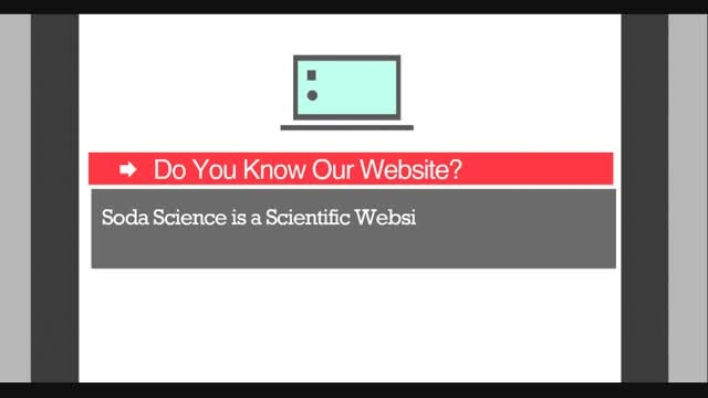 سودا ساینس، مجله آنلاین علم و تکنولوژی