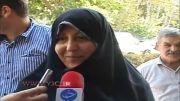حرف های دختر هاشمی رفسنجانی(حاشیه ی دادگاه فاطمه هاشمی)