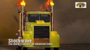 سریعترین کامیون جهان