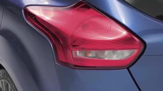 تیزر تبلیغاتی نسل جدید فورد فوکوس RS