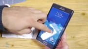 فیلم آنباکس از Galaxy Note Edge