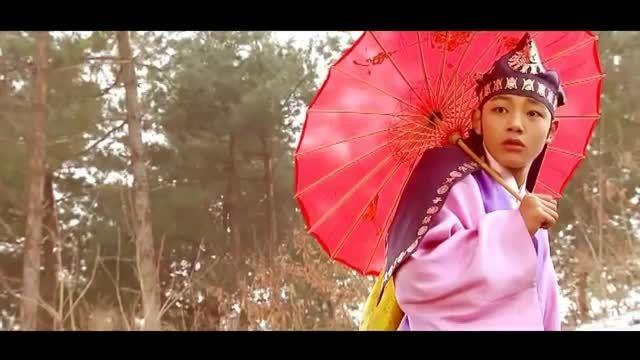 آشنایی لی هون با یئون وو در سریال افسانه خورشید و ماه