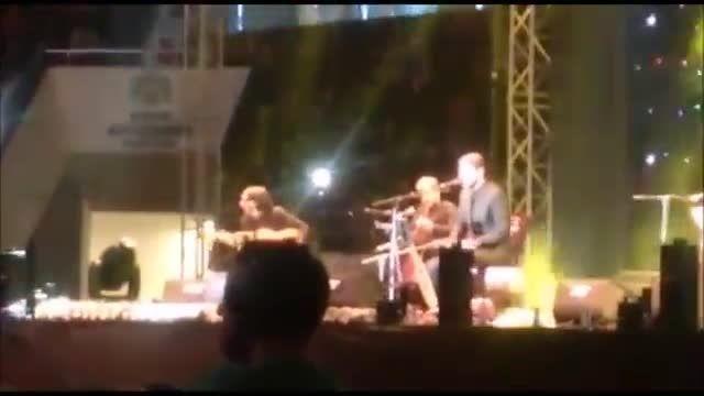 سامی یوسف-اجرای ترانه فارسی جان جانان در کنسرت قونیه