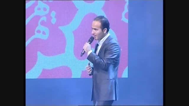 کمدی خنده دار و شاد حسن ریوندی در برج میلاد - آخر خنده
