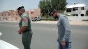ماشین پلیس دبی