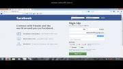 آموزش ساخت اکانت در فیسبوک