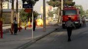 انفجار لوله ی گاز در شاهدشهر