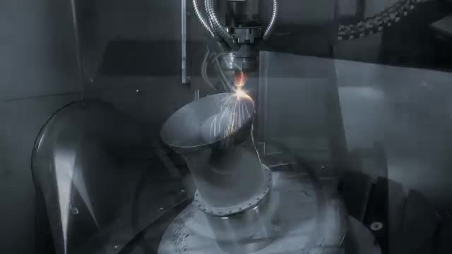 دستگاه سی ان سی LASERTEC 65 3D از شرکت DMG MORI