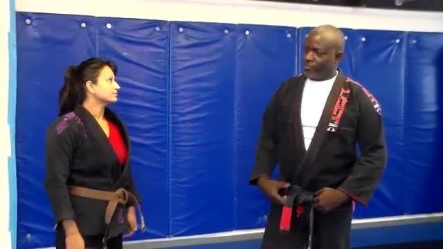 Basic Brazilian Jiu Jitsu Self Defense