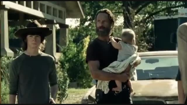 تریلر قسمت 12 فصل 5 سریال The Walking Dead