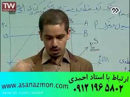 دانش آموزان و پشت کنکوری ها فیزیک آسان کنکور 10