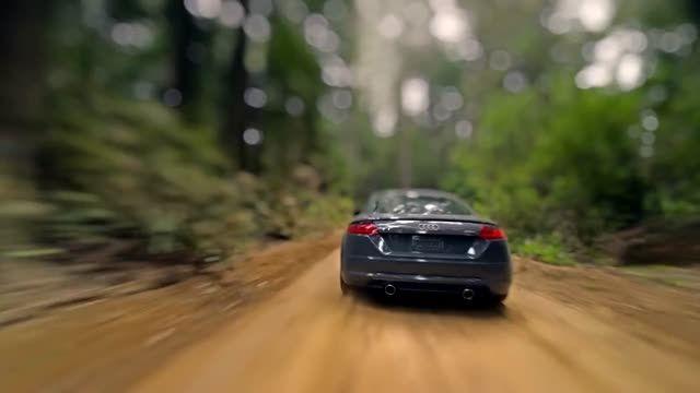 تبلیغ جدید آئودی تی تی Audi TT : Reality? Check