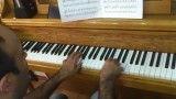 آهنگی بسیار دلنشین با پیانو
