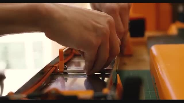 سریعترین ماشین ساخته شده در جهان با پرینتر سه بعدی