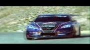 Rhys Millen_sو دریفت با Hyundai Genesis