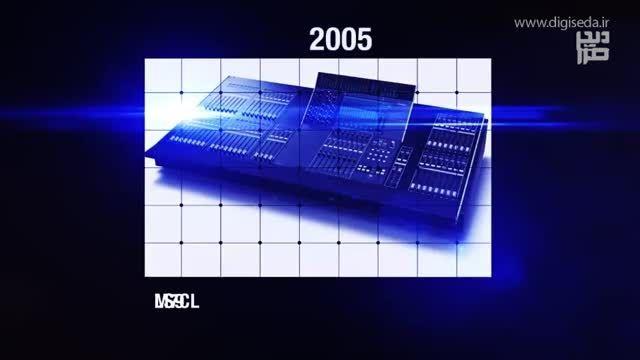 میکسر دیجیتال یاماها Yamaha TF series | دیجی صدا
