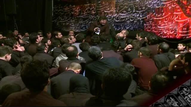 روضه خوانی شهادت عبدالله بن حسن علیه السلام