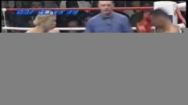 مبارزه اَندی هوگ و موساشی 2000