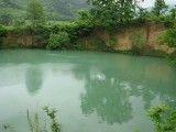 دالان بهشت2  - عمیقترین چشمه آب سرد طبیعی دنیا