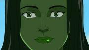 انیمیشن سریالی Hulk and The Agents Of S.M.A.S.H |قسمت 2-بخش1