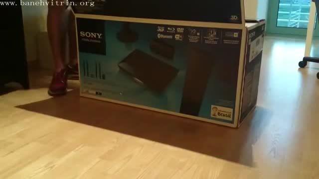 سینما خانگی سونی SONY DVD Home Theatre System BDV-E6100