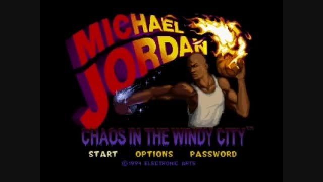 ویدیو گیم پلی Michael Jordan: Chaosinthe Windy City