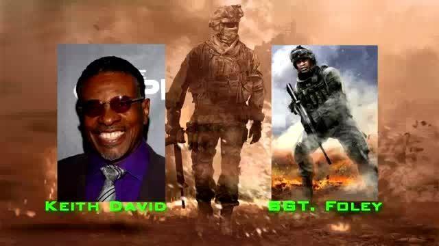 صداگذاران بازی Call of Duty : Modern Warfare 2