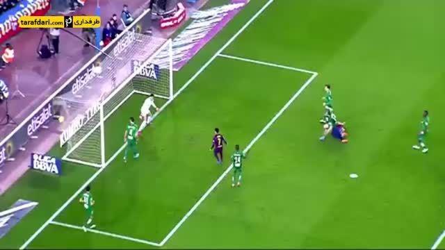 10 گل برتر بارسلونا در فصل 2014/15