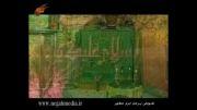 تعویض پرچم حرم امام رضا (ع)
