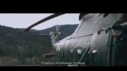 بخشی از فیلم آمریکایی در باره قتل رهبر کره شمالی