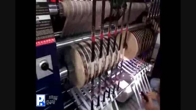 چاپ لیبل لباس و آویز موبایل به روش ترانسفر