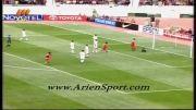 گل نیکبخت به الشارجه در لیگ قهرمانان آسیا ۲۰۰۹
