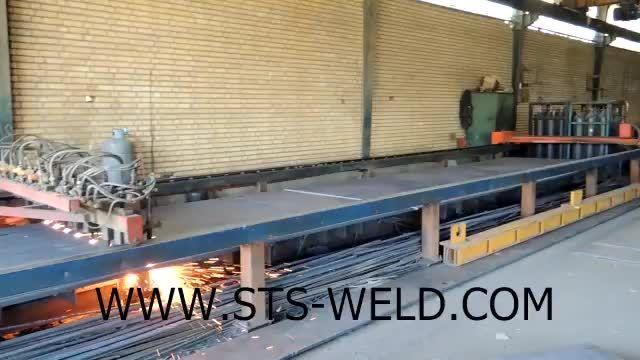نحوه برش طولی ورق های فلزی در کارگاه ساخت سازه های فلزی