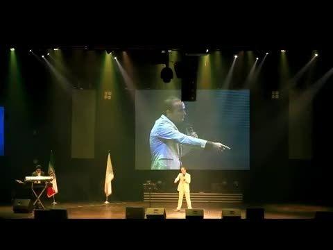 خنده دار ترین کنسرت خنده در تهران حسن ریوندی